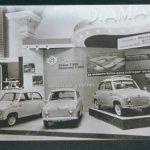 Goggo Messestand der spanischen Vertriebsgesellschaft (1964)