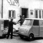 Paketauslieferung (1958)