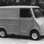 Goggo Transporter- der vielseitige Helfer für den Kleinbetrieb (1958)